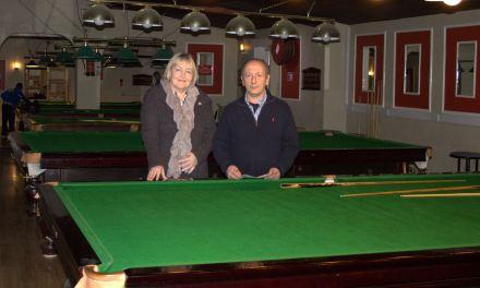 Circles Snooker Club Clonmel Join Stars Academy Ireland & RILSA
