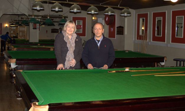 Circles Snooker Club Clonmel Join Stars Academy Ireland & RILSA