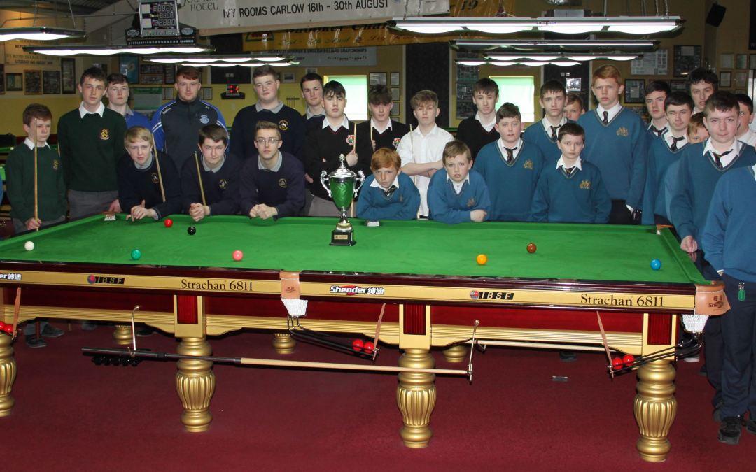 Stars Academy Ireland Junior Ranking Reaches 245