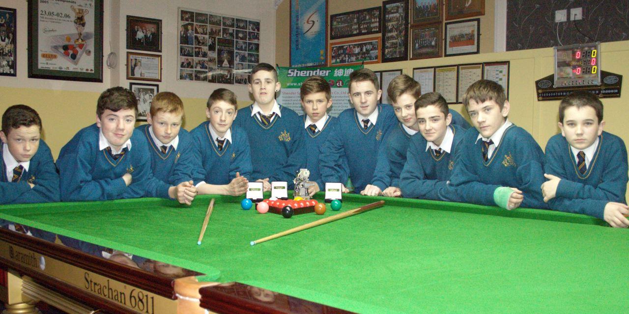 218 On Stars Academy Ireland National Junior Ranking List – A New Record