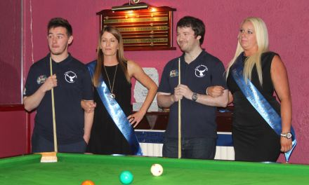 Snooker Shootout at Joey's for St Francis Hospice Raheny a great success