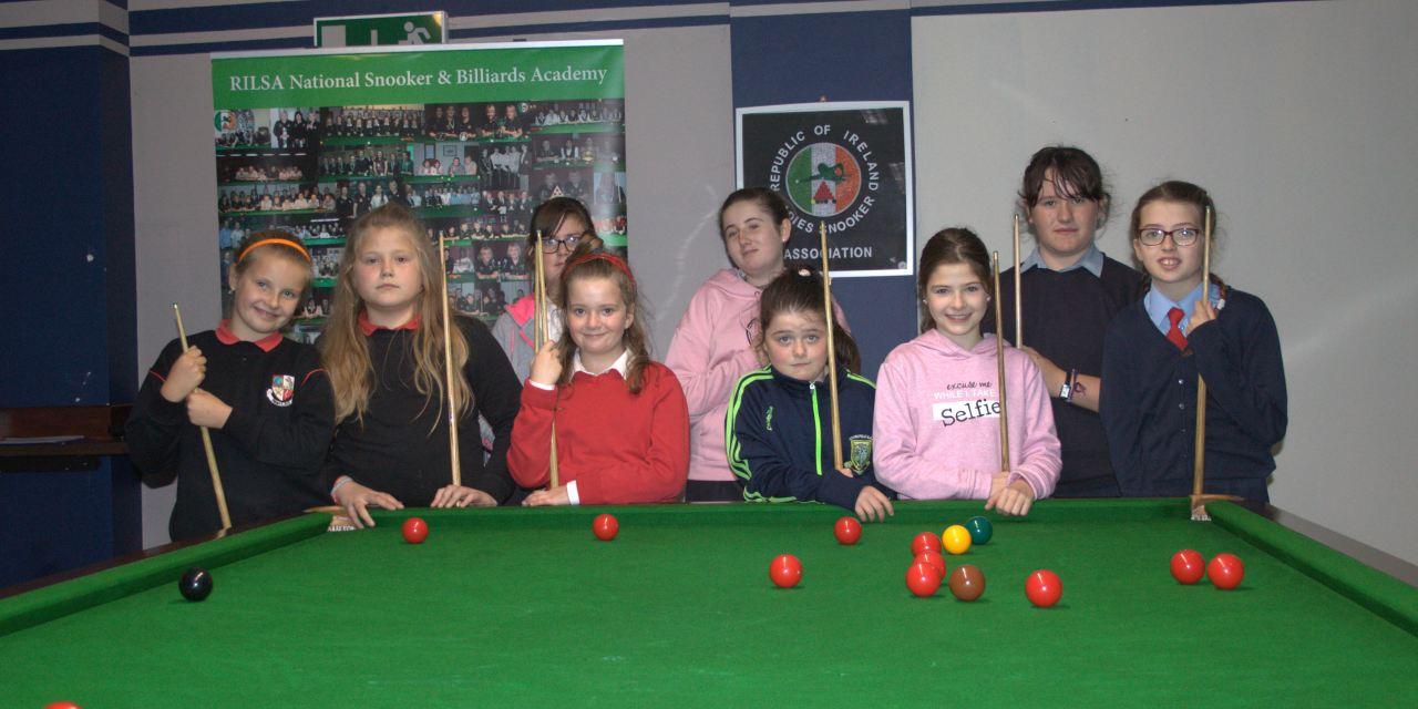 RILSA 2 Year Scholarship for Girls Commences at the Launch in Newbridge