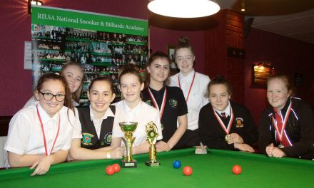 RILSA Juniors Hit New High with 105 on National Rankings