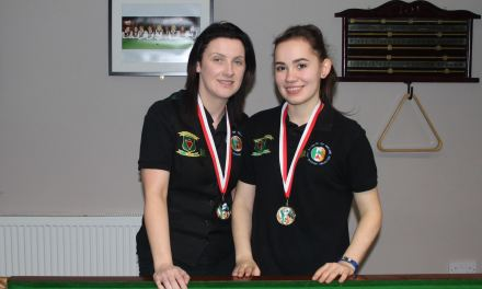 RILSA Intermediate National Rankings are a hit with the Girls