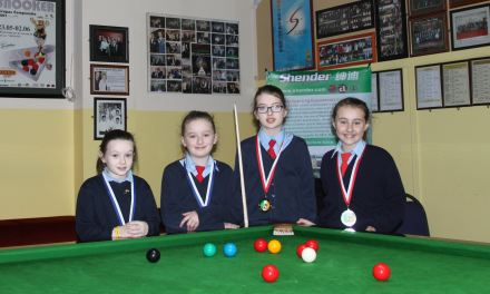Grace Byrne wins U12 RILSA Junior Championship in Carlow