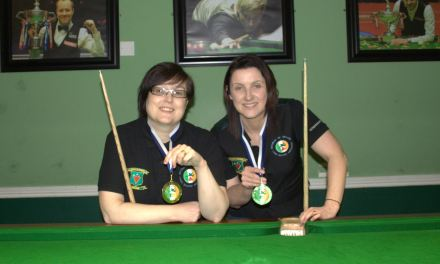 Tina Keogh wins Gold in Port with Offaly County Championship Win