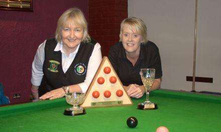 Sandra Bryan retains her RILSA 6 Red National Title at Joey's Dublin