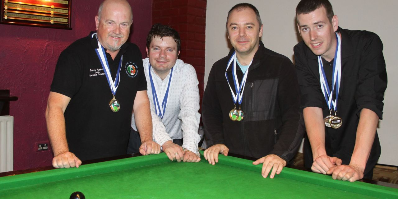 Dublin Snooker Federation Leagues 2017-2018 Season gets underway @ Joey's Dublin