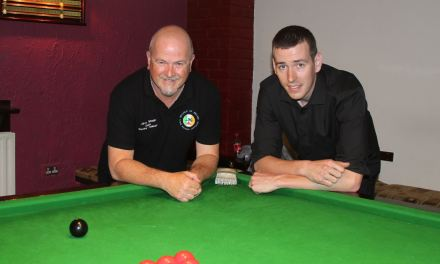 Dave Seales is Dublin Snooker Federation Individual Champion 2017