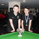 Sean O'Connor from Kilkenny Wins Stars Academy U15 Championship at Sharkx