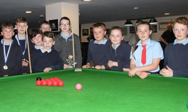 Grace Byrne wins Stars Academy Ireland Under 13 Championship at Sharkx