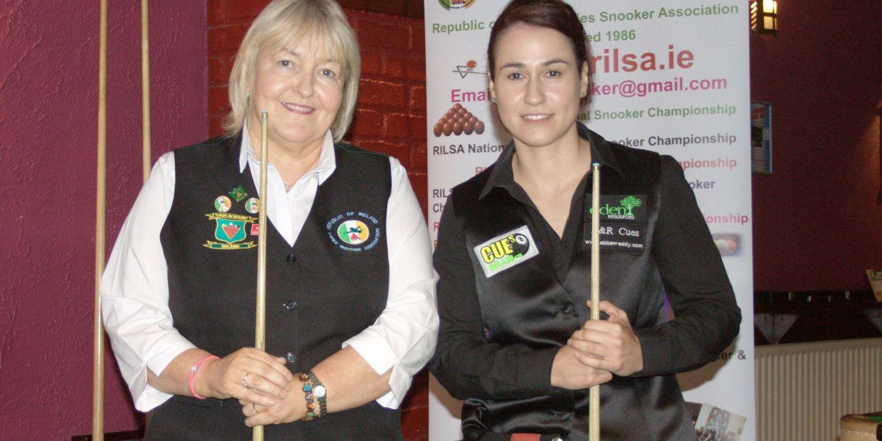 Paula Judge is RILSA Irish Open International Champion 2017