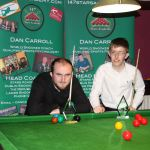 Leon Costello Wins Battle of Clontarf Plate Competition at Joey's Dublin