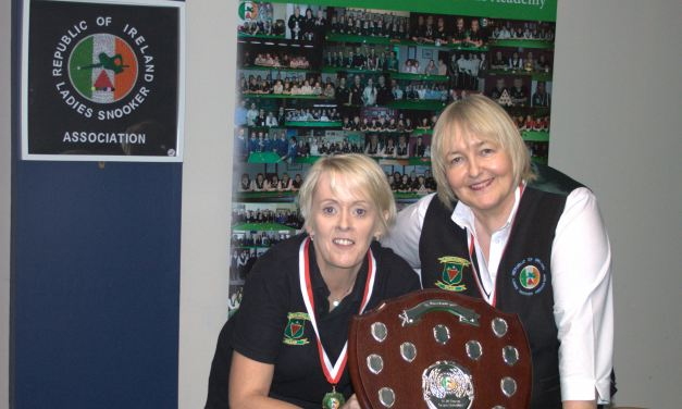 Sandra Bryan Wins Inaugural Ladies Masters National Championship in Newbridge