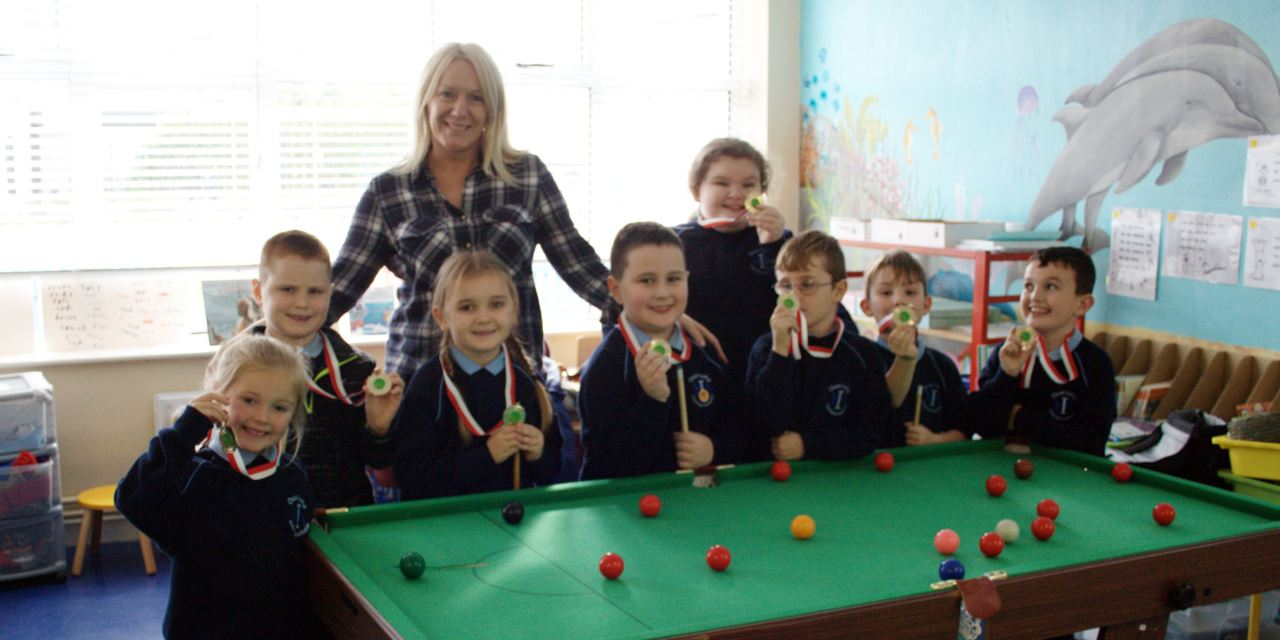 RILSA Coaching at Darndale National School – Dublin