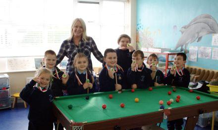 RILSA Coaching at Darndale National School – Dublin