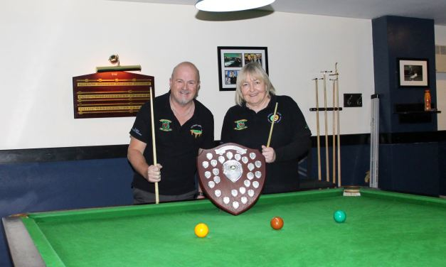 Dave Seales wins Country Classic Championship 2017 @ Sharkx Newbridge