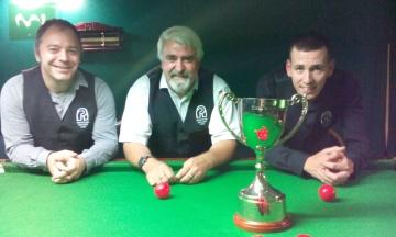 Sportslink In Front as Dublin Snooker Federation Leagues progresses