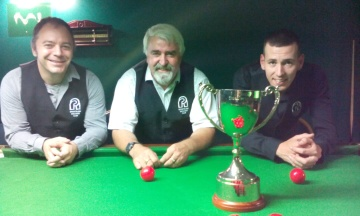 Sportslink In Front as Dublin Snooker Federation Leagues progresses