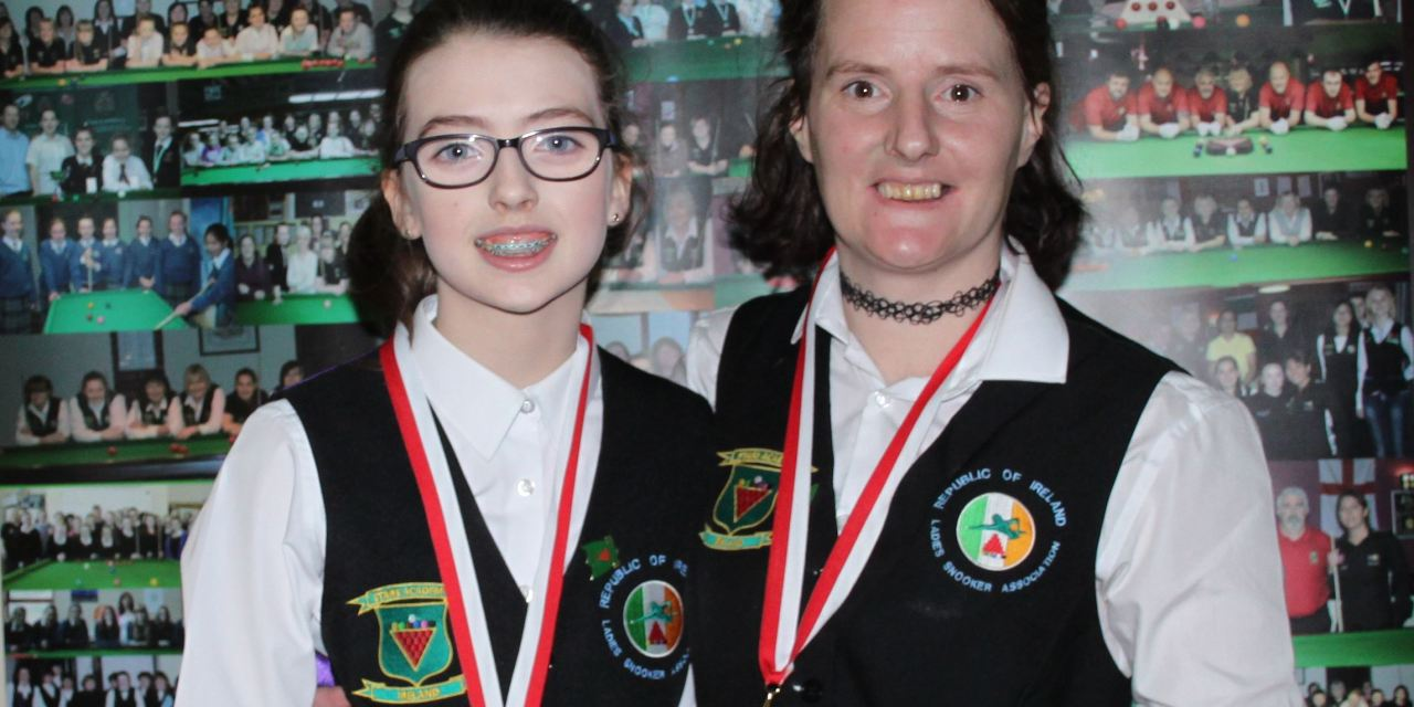 Christine Carr wins Intermediate Ranking 4 @ Joey's Dublin