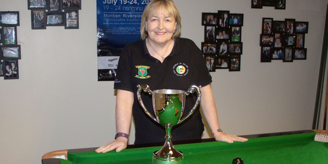 New RILSA Championship Cup Sponsored by Dan Carroll & Annette Newman