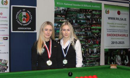 Carrie Randle winsRILSA Intermediate Ranking 6 in Newbridge