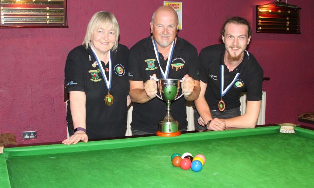 Dublin Snooker Federation Leagues Kick off at Joey's