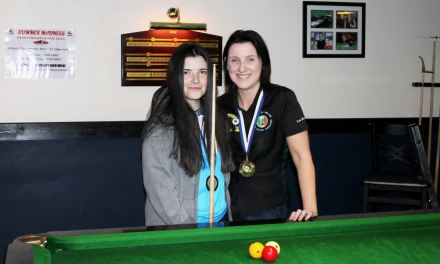 Valerie Maloney Wins Inaugural Intermediate Billiards Ranking 1 in Sharkx