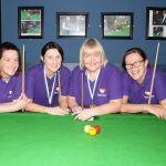 Women's National Billiards Events for the 2019 Season start soon at the RILSA Academy @ Sharkx Newbridge