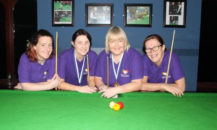 Women's Billiards Update & High Break Prize for the 2019 Season