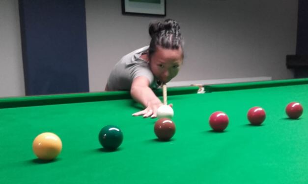 Snooker & Billiards Coaching Continues at the RILSA Academy @ Sharkx Newbridge