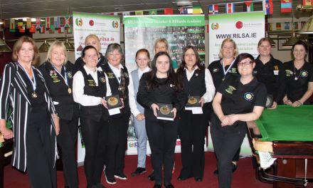 RILSA Introduces International Cap Award to Players who Represent Ireland at International Events