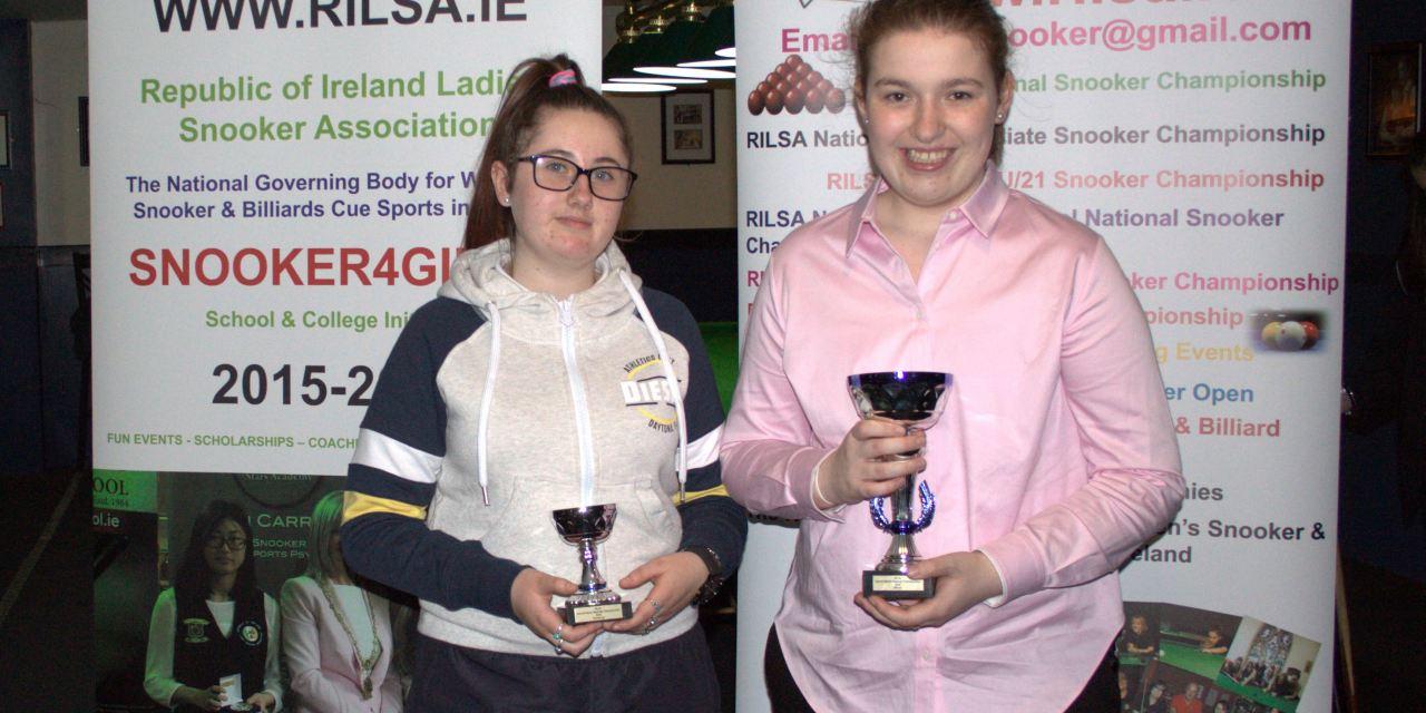 Rachel Bradley retains her National special Needs Title at Sharkx Newbridge