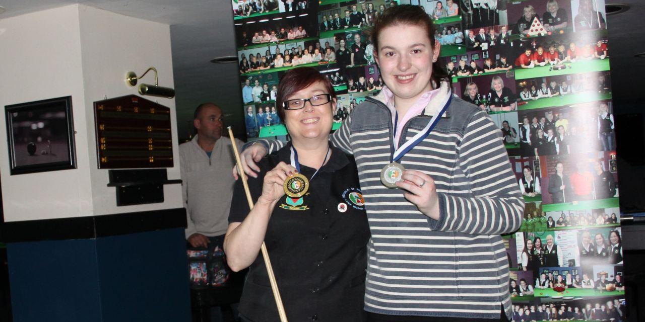 Tina Keogh Takes RILSA Intermediate Ranking 2 at Sharkx Newbridge