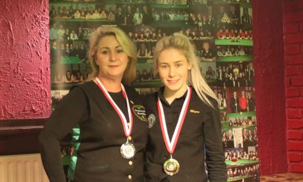 Megan Randle wins RILSA Intermediate Ranking 3 at Joey's Dublin