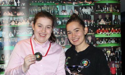 Emirjeta Doda Retains RILSA National Under 21 Title at Sharkx Newbridge