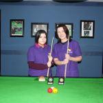 Valerie Maloney Wins Intermediate Billiards Ranking 1 at the RILSA Academy Sharkx Newbridge