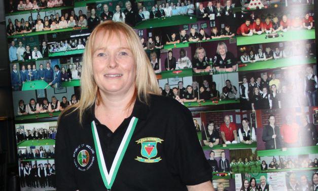 Louise Jordan Wins Kildare Ladies Open – RILSA Ranking 5 @ Sharkx Newbridge