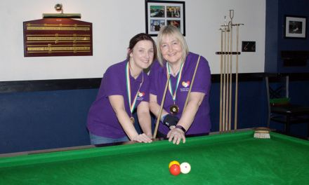 Annette Newman Wins National Billiards Ranking 3 – The Griffith Masters making it 3 in a row @ Sharkx Newbridge