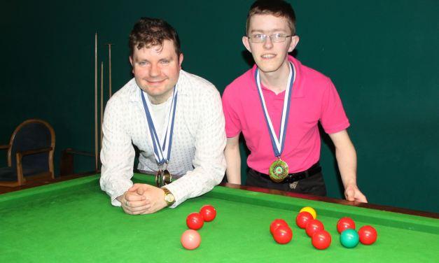 Aidan Pollitt Wins Dublin Snooker Federation Individual Title 2019