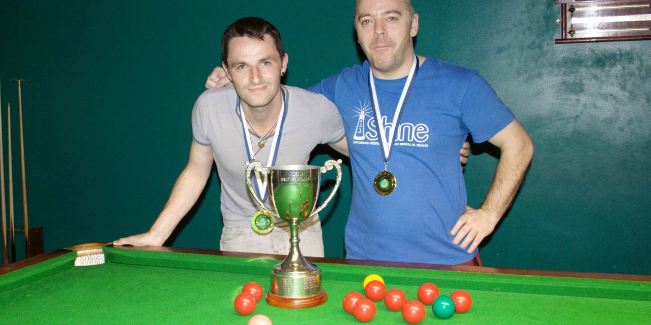Sportslink Win Dublin Snooker Federation League Cup 2019