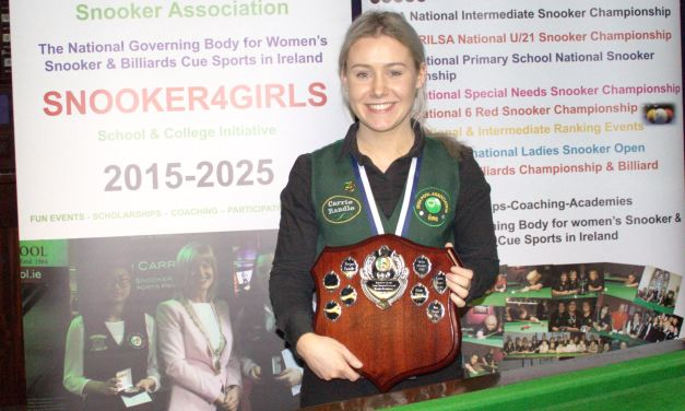 Carrie Randle Wins RILSA National Intermediate Championship 2019 @ Spawell Dublin