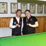 Joanna Ward Wins RILSA Intermediate Ranking 1 at The CYMS Newbridge