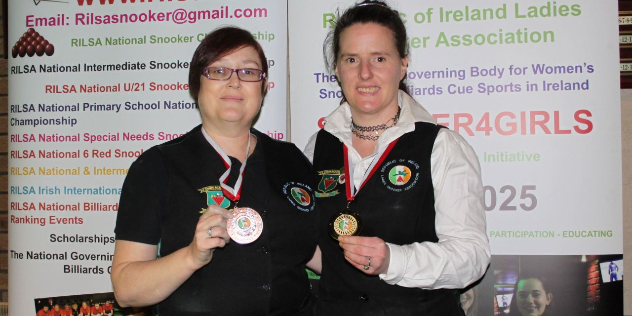Christine Carr wins RILSA Intermediate Ranking 3 in Celbridge