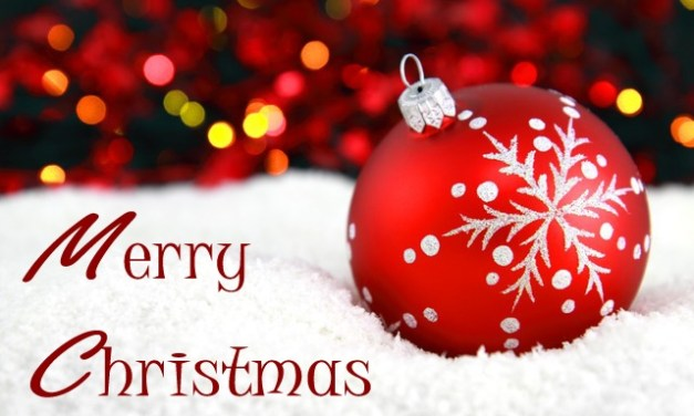 CHRISTMAS MESSAGE TO ALL OUR MEMBERS AND SUPPORTERS