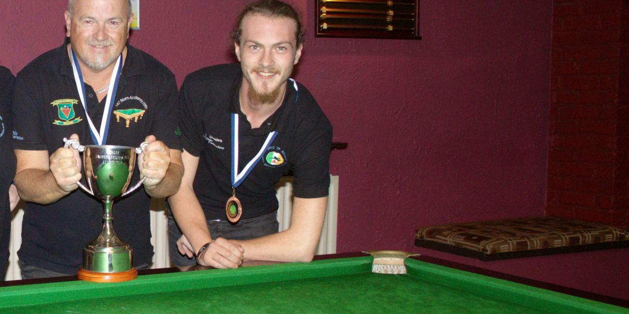 Dublin North are ahead after Week 13 of the Leinster Snooker Federation League