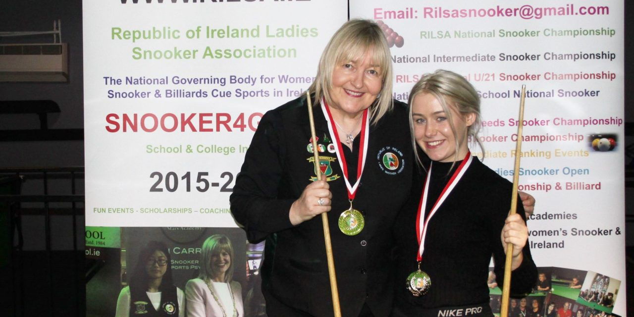 Annette Newman Wins RILSA National Ranking 5 the Kildare Open at Sharkx Newbridge