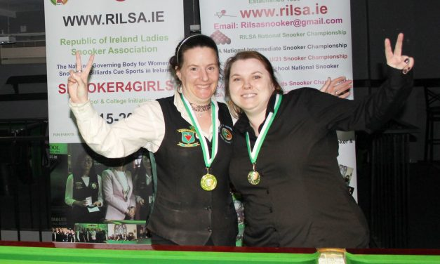 Christine Carr Wins RILSA Intermediate Ranking 5 at Sharkx Newbridge