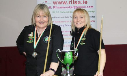 RILSA Records – National 10 Red Snooker Championship