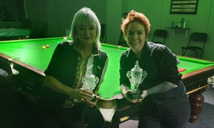 Chucky Preston Wins Northern Ireland Open @ the Antrim Sports Club